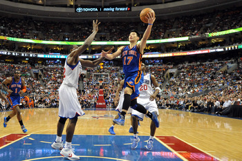 Jeremy Lin will be the starting point guard for the New York Knicks.