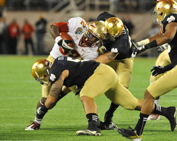 As the only Seminoles RB on the roster over 200 pounds, Wilder, Jr. could fill the big-back role for Jimbo Fisher's offense this season.