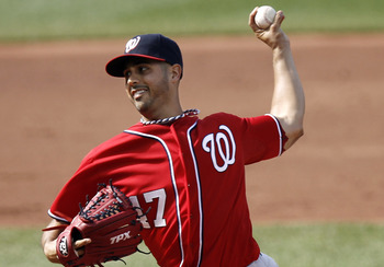 Opponents are batting .168 against Gio Gonzalez this season.