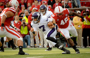 In order to win in Evanston in 2012, Nebraska must find a way to stop each and every mobile Northwestern quarterback.