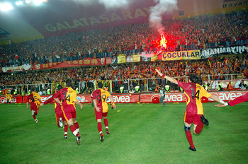 Photo:  Galatasaray Dergisi