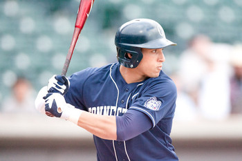 Houston Astros' George Springer // Courtesy of MiLB.com