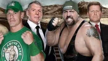 Will Big Show finally prove himself worthy?