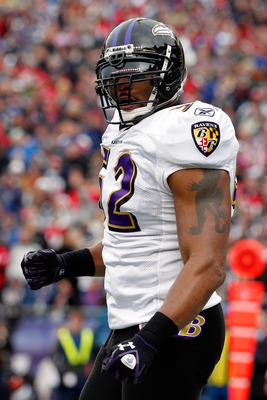 If you want to stop the run, you need Ray Lewis on your defense.