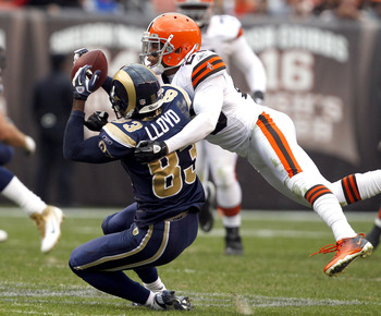 Browns CB Joe Haden has practically no ceiling when it comes to what he can accomplish.