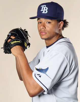 Chris Archer: Shaky control but top-notch pure stuff