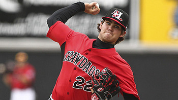 Cody Buckel // Courtesy of MiLB.com