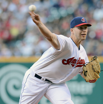 Justin Masterson needs to find the consistency that made him great in 2011.