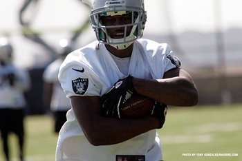 Photo Credit: Tony Gonzalez, Raiders.com