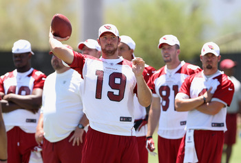 John Skelton will emerge as the Cardinals starting QB in 2012.
