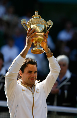 6-time champion Roger Federer - but is the GOAT still a serious contender for the title?