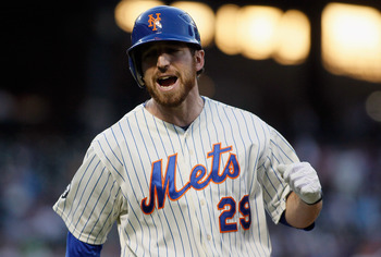 Ike Davis is one of the younger players with a chance to best dad.
