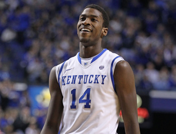 Pairing Kyrie Irving next to high draft picks, such as perhaps Michael Kidd-Gilchrist, will be huge.