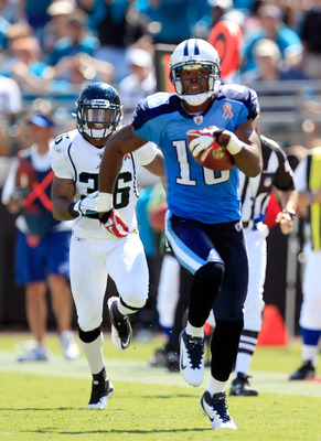 Britt at full speed is one thing Titans fans want to see the most.