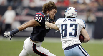 Mariani wasn't as dynamic in the return game in 2011.