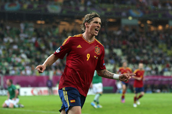 Fernando Torres had been waiting for almost two years to score those goals.