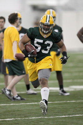Nick Perry looks to start as a rookie for Green Bay