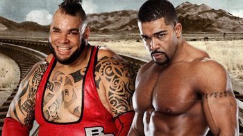 Brodus Clay vs. David Otunga