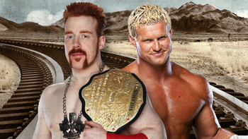 Sheamus vs. Dolph Ziggler