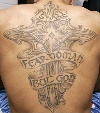 Photo courtesy of athletetattoodatabase.com