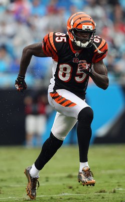Hopefully, Ochocinco will resemble the player he was in Cincinnati—not New England.