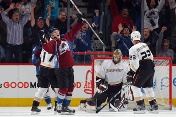 Gabriel Landeskog netted the most complete season (statistically) of all rookies in 2012.