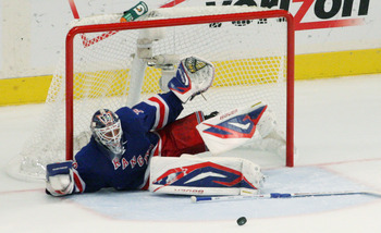 King Henrik Lundqvist at his finest.