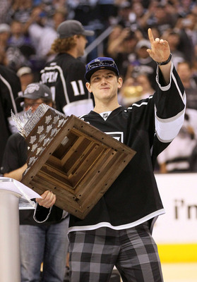 Johnathan Quick exemplified goaltending in 2012. His Conn Smythe won't be the only trophy he snags.