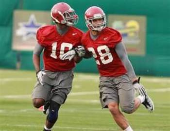 Fulton has mostly contributed on special teams in his first two seasons at Alabama, but this year he has a chance to claim a starting role.