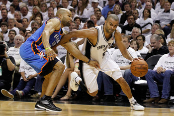 Is Tony Parker still good enough to carry a team?