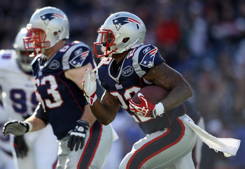 As long as Stevan Ridley keeps the ball in his hands, he should see plenty of action in 2012.