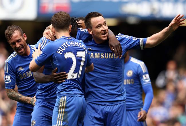 Premier League Fixtures 2012-13: 6 Biggest Games for Chelsea