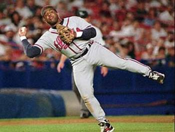 Terry Pendleton won the 1991 NL MVP.