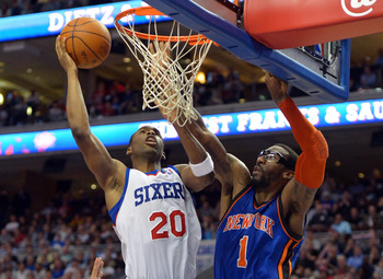 Jodie Meeks is another talented youngster from Philadelphia.