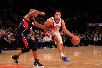 Landry Fields may be tough to pry out of New York.