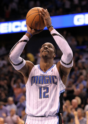 There's a lot of rebuilding to do for Dwight Howard and the Orlando Magic in 2013.