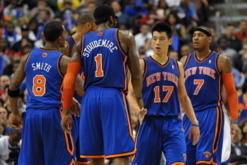 Will it be the same old for the Knicks next season?