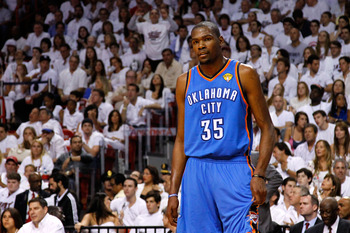 After a poor finish to Game 3 expect Kevin Durant to return to form
