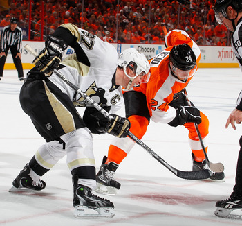 Playing with Sidney Crosby could be a great thrill for any player drafted by the Penguins.