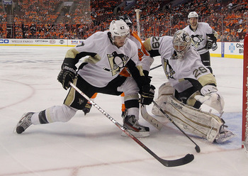 Improving overall defensive play is a key for the Penguins in the 2012 draft.
