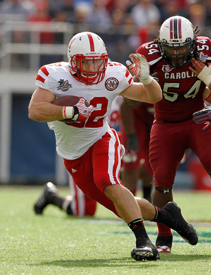 Rex Burkhead is the all-purpose back that is a difference maker for Nebraska.