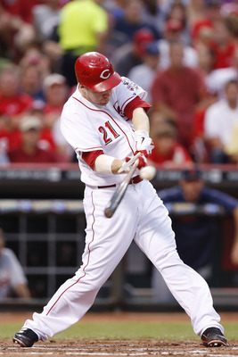 Todd Frazier has been solid in a utility role for the Reds all season long.