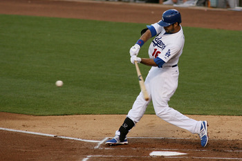 Andre Ethier has done his part, hitting .291 with 10 HR and 55 RBI.
