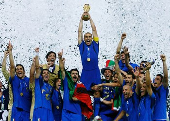 Scandal-hit Italy Win World Cup 2006