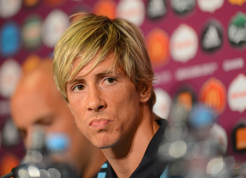 Spain's Fernando Torres Knows all About Humiliation