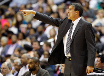Randy Wittman  has been retained as head coach.