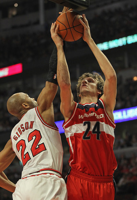 Jan Vesely (#24) will be an intriguing player who will make some noise on a Wizards team looking to make a playoff run.