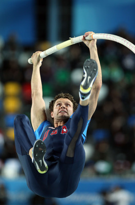 Brad Walker is America's top pole vaulter.