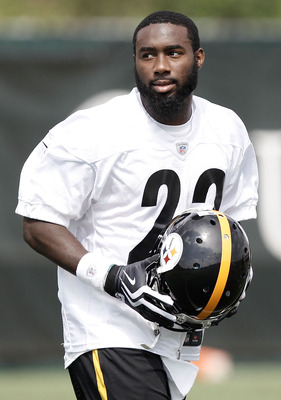 Chris Rainey can remain confident he'll still be in black and gold come September.