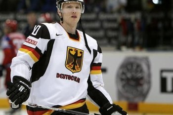 Christian Ehrhoff represented Deutschland at the 2010 Winter Olympic Games in Vancouver.
